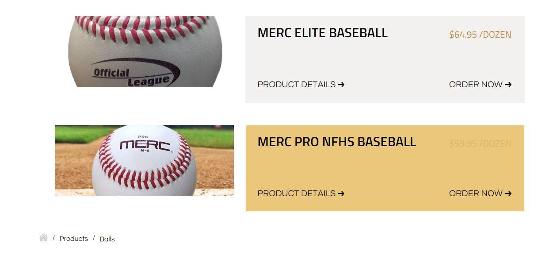 merc ball