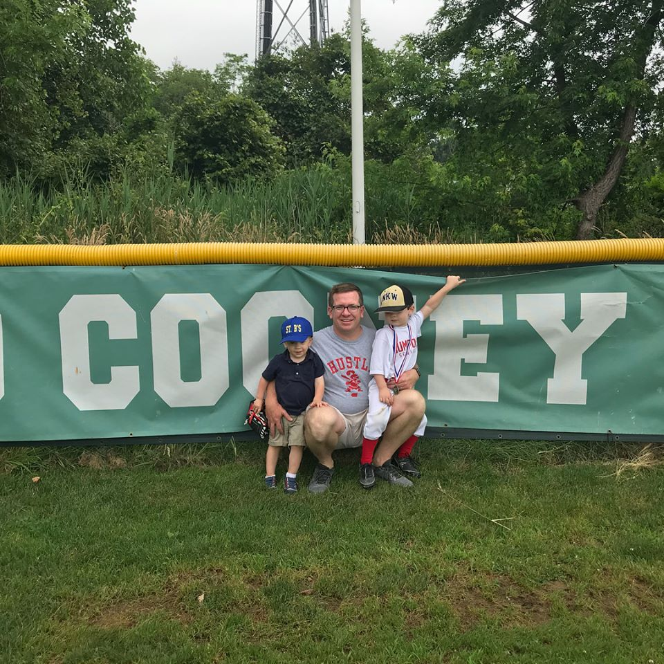 Cooney field
