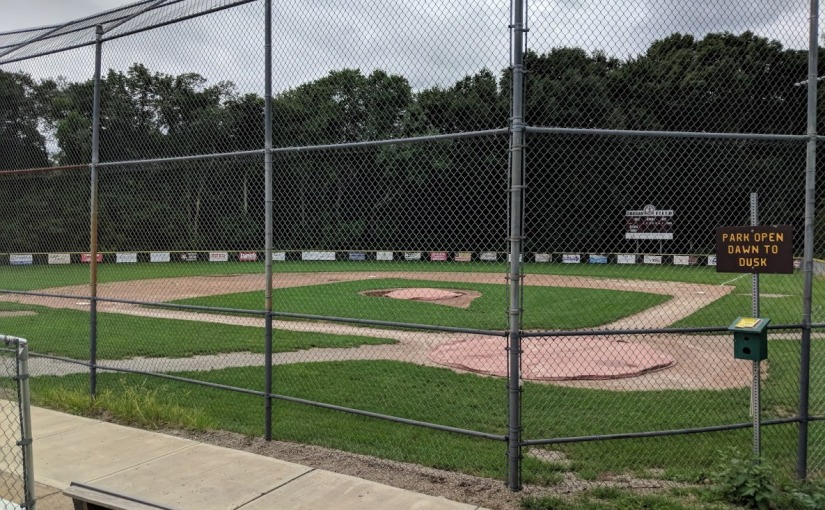 Rhode Island Little League State 12U Tournament Site Announced – East Greenwich's Cragan Field