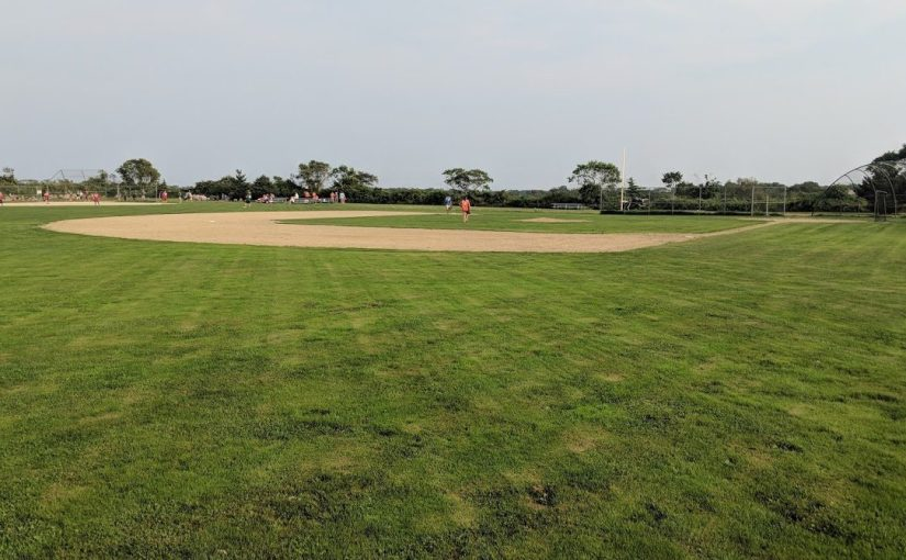 Every Spring is Hurricane Season for Block Island Baseball