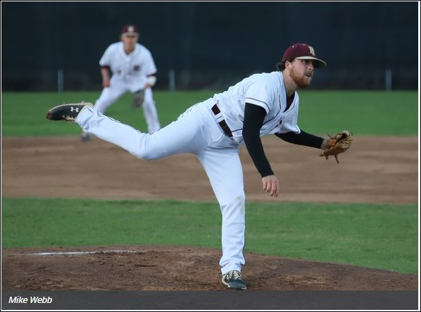 Now Pitching For The Wareham Gatemen…RI's Mike Webb